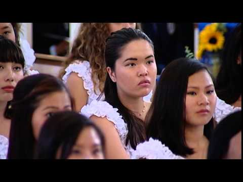 2015 Punahou School Baccalaureate Service (May 31, 2015)