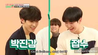 Seventeen Moments : When SVT hits and gets hit