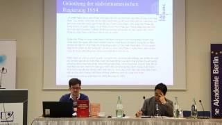 Ideologisches und linguistisches Framing: Die Darstellung Südvietnams...