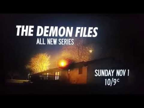 THE DEMON FILES TRAILER #1 2015  THE REAL RALPH SARCHIE