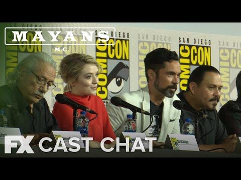 Mayans M.C. | Season 2: Introduction Of Galindo Cast Chat | FX