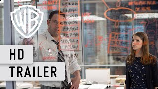 THE ACCOUNTANT - Trailer #1 Deutsch HD German (2016)