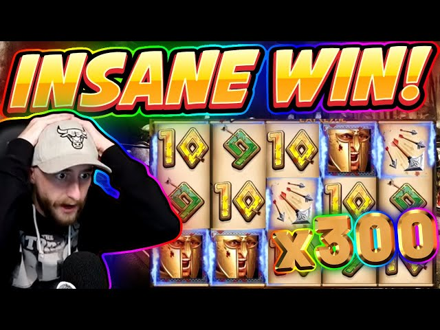 RECORD WIN!!! 300 Shields Extreme BIG WIN - HUGE WIN from CasinoDaddy Live Stream