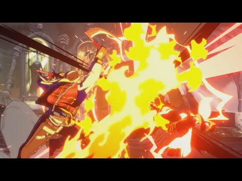 Fighting Game Gold: Axl Bomber (GGST) |
