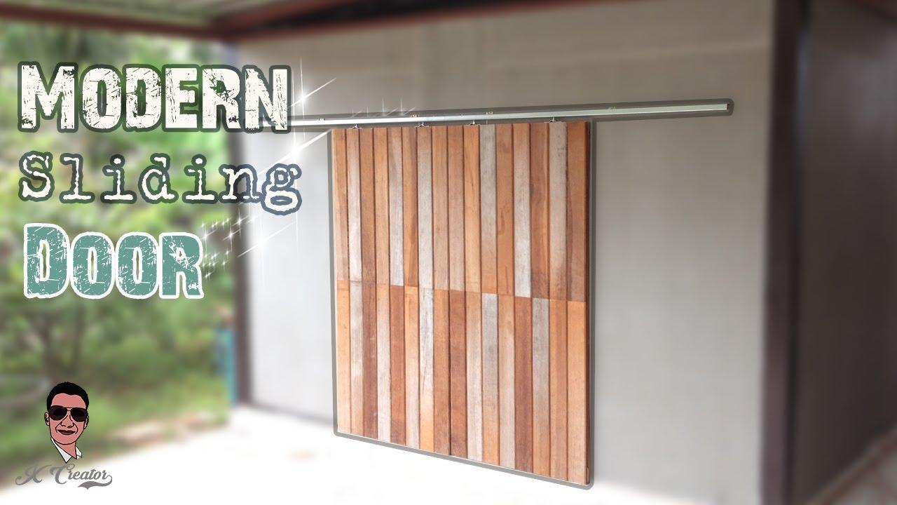 Modern Door Sign
