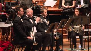 Brazos Valley Symphony Holiday Brass and Organ Spectacular December 9 2012