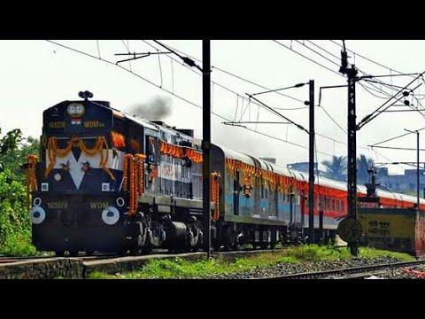 INDIAN RAILWAYS| 2nd INTERNATIONAL TRAIN Kolkata←●→Khulna←●→Kolkata BANDHAN EXPRESS thumbnail
