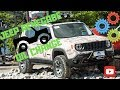 JEEP RENEGADE 2.4 Oil Change