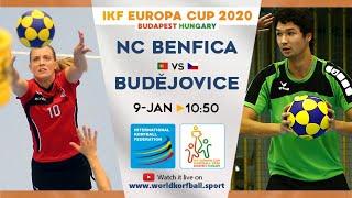 IKF ECup 2020 NC Benfica - Ceské Budejovice (KCC SOKOL)