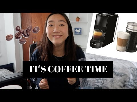 IT'S FINALLY HERE!!! | Nespresso Essenza Mini Review