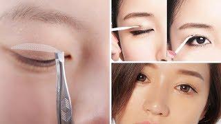 Chỉ với 2 mẹo trang điểm này giúp mắt trông to tròn và có hồn hơn với cô gái có mắt 1 mí híp tịt