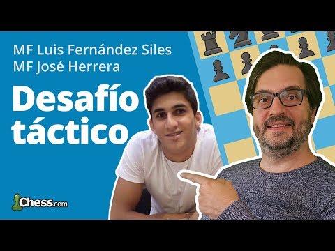 Desafío táctico con el MF Luisón y el MF José Herrera