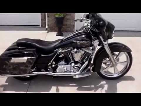 2006 Harley Davidson Street Glide Fbi Conversion Youtube