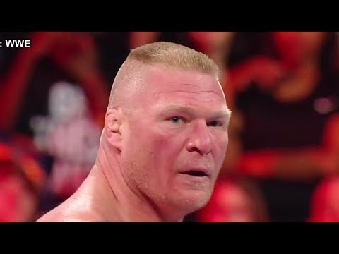 WWE Aftermath: Lesnar responds to Reigns, Mar. 20, 2018 thumbnail