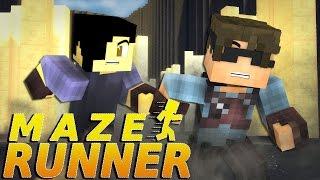 "Minecraft MAZE RUNNER! - ""THE OUTER RIM!"" #7 (Minecraft Roleplay)"