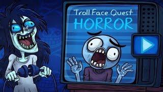Troll Face Quest Horror 2 застряла в телевизоре