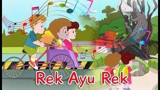 REK AYO REK | Diva Bernyanyi | Lagu Daerah Jawa Timur | Lagu Anak Channel