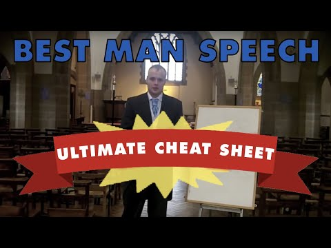 Seven Tips For Writing The Greatest Best Man's Speech - Episode #23