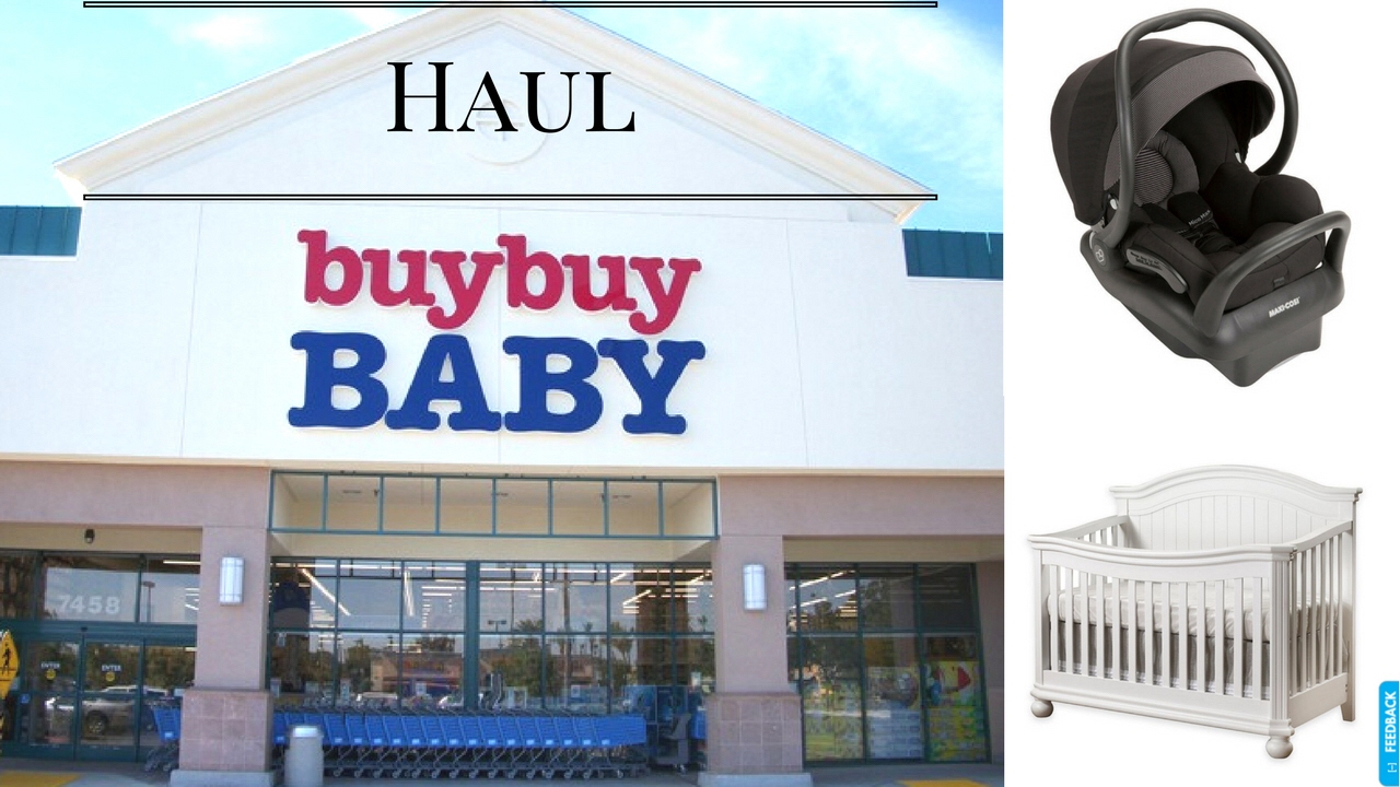 Buy Baby Haul BIG ITEMS