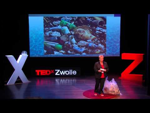 Beat the micro bead: Maria Westerbos at TEDxZwolle