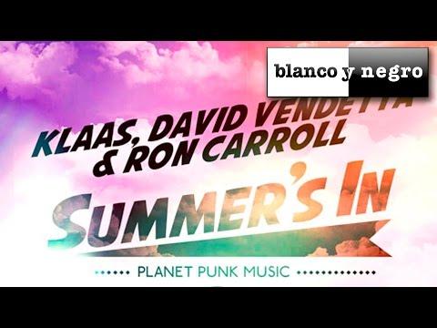 Klass, David Vendetta & Ron Carroll - Summer