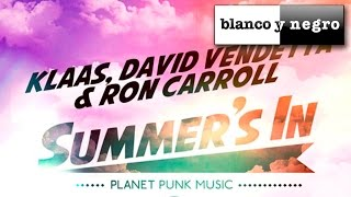 Klass, David Vendetta & Ron Carroll - Summer