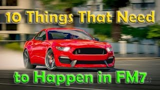 10 Things That Need to Happen in Forza Motorsport 7