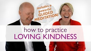 How To Practice Loving-Kindness For Self-Healing ( Powerful Guided Meditation)   Wu Wei Wisdom