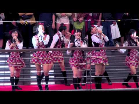 SO.ON project OSAKA MINAMI プロジェクト 大阪秋の陣 2014.10.26@道頓堀とんぼりリバーウォーク