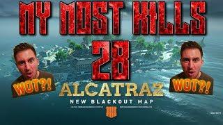 MY HIGHEST KILLS YET! 28 KILL ALCATRAZ DOMINANCE WITH TMEMORYY, MUNSHYY & REAPERREAPZZ