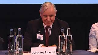 Faith in Politics Conference: Anthony Layden