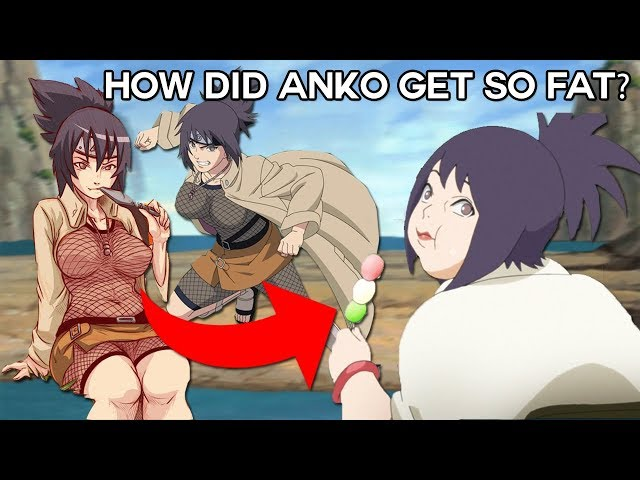 How Did Anko Mitarashi Get So Fat in Boruto? - Naruto