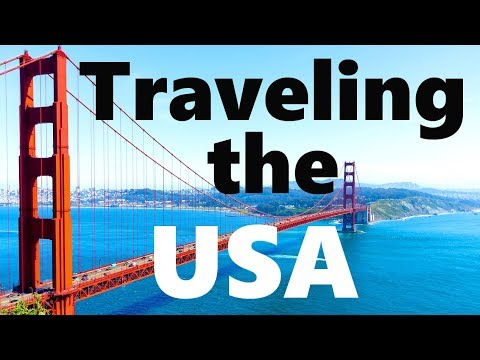 How Expensive is Traveling in the USA? California Road Trip!