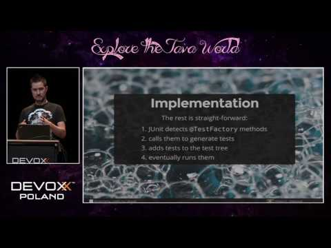 Devoxx Poland 2016 - Nicolai Parlog - JUnit 5: Next Generation Testing on the JVM