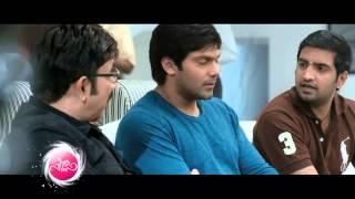 Raja Rani Dialogue Promo    Arya, Sathyaraj & Santhanam