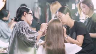 JSM 2016 F/W Makeup Look film  - 정샘물 2016 F/W 메이크업 룩