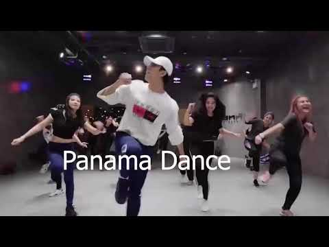 Panama Dance Compilation Ep1 by Chinese Dancer