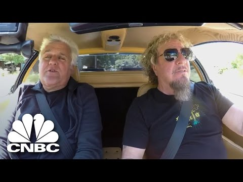 Jay And Sammy Hagar Get Caught Ding