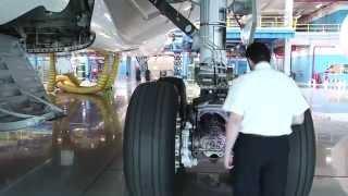 Emirates Airbus A380 Pre-Service Check | Emirates Airline