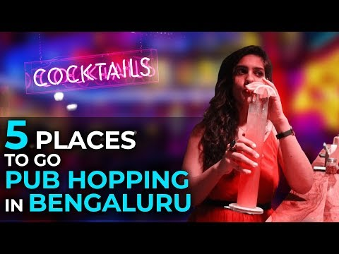 5 Pubs To Check Out In Bengaluru | Curly Tales