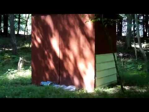 Simpson Cabin in Stevensville Bradford County Penna 2010 -Part 2