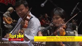 Video Andaikan Kau Datang Kembali Live (Official : Nada Musik Abadi) download MP3, 3GP, MP4, WEBM, AVI, FLV Juli 2018