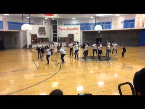 Ed von tobel middle school hip hop dance