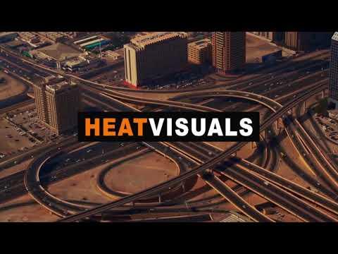 Aerial Shot Of Transport Interchange In Dubai