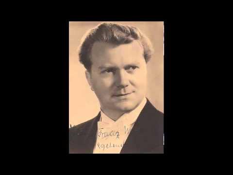 Gerhard Hüsch Schubert Lieder Gerald Moore Hanns Udo Müller