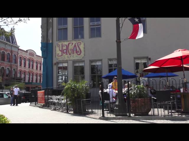 Yaga's Cafe