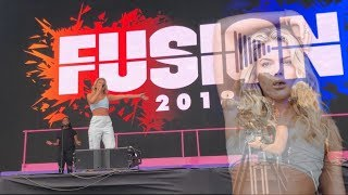 Between You and Me - Louisa - Fusion Festival 2018