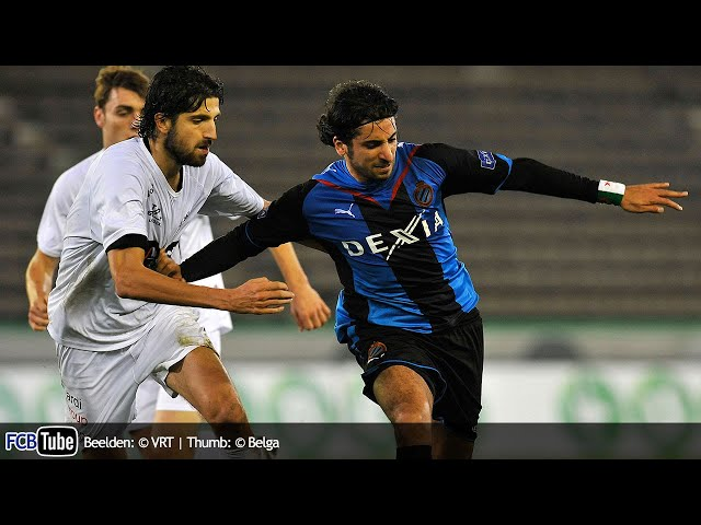 2009-2010 - Cofidis Cup - 01. 16de Finale - Club Brugge - VW Hamme 5-0