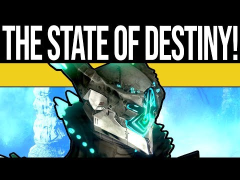 Destiny 2 | THE STATE OF DESTINY! Exciting Loot, RNG, Year 2 Catalysts, Time Gates & Stuff We Miss! thumbnail