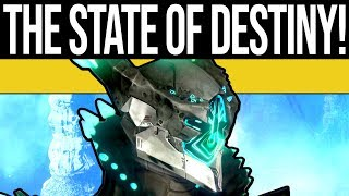 Destiny 2 | THE STATE OF DESTINY! Exciting Loot, RNG, Year 2 Catalysts, Time Gates & Stuff We Miss!
